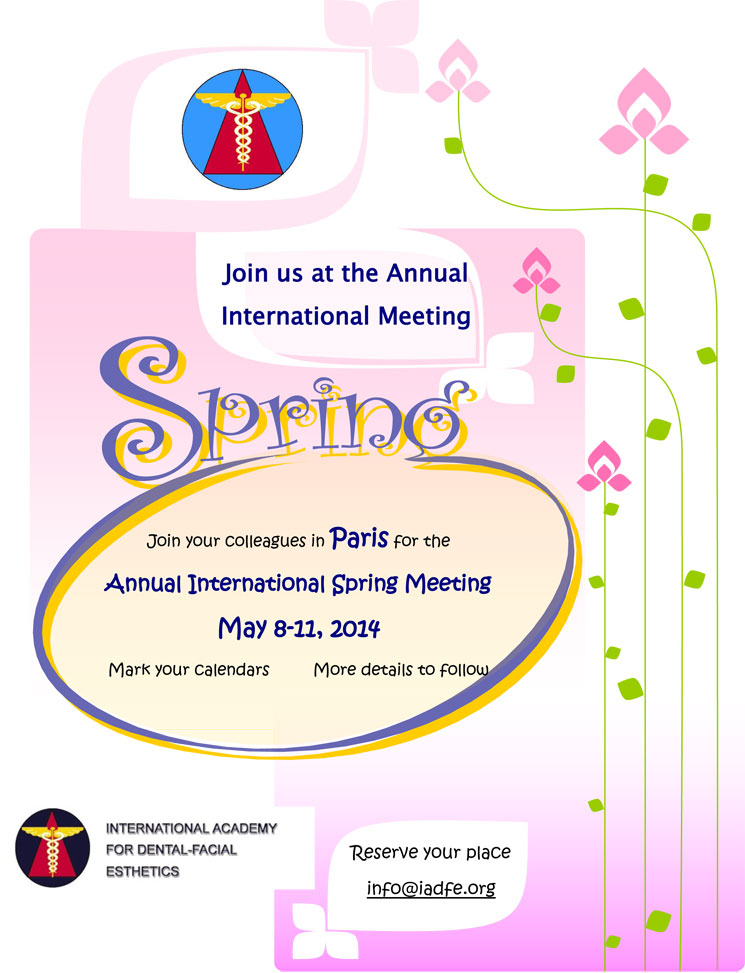 2014-Spring-Meeting-Announcement